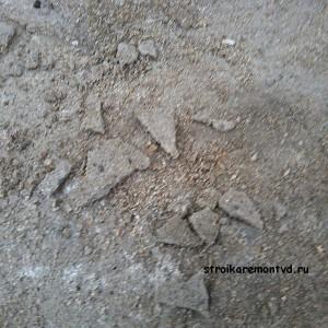 бетон брак